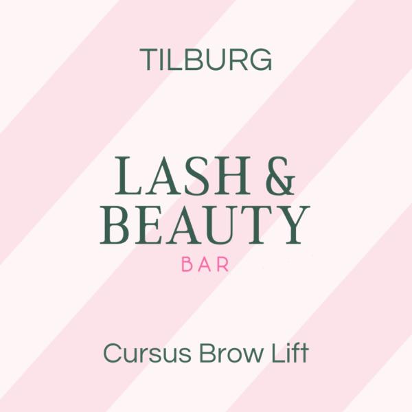TILBURG Cursus Brow Lift