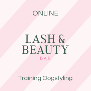 online training oogstyling